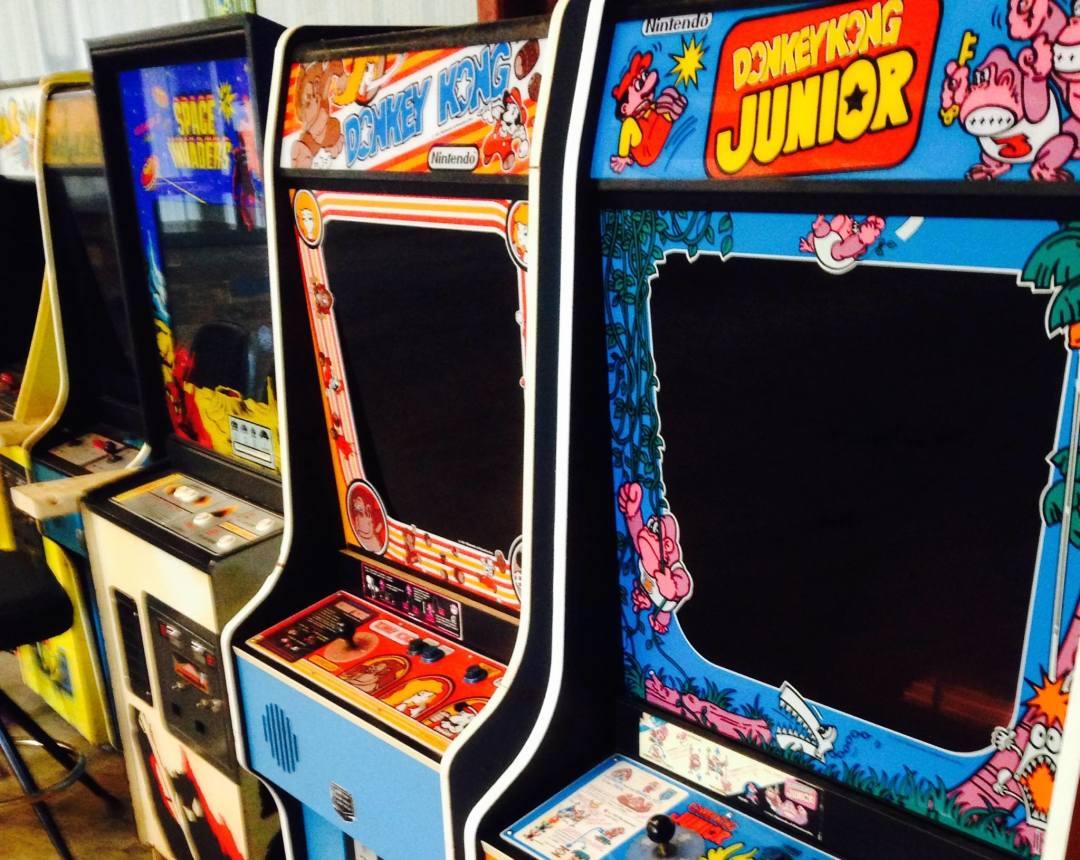 Brash arcade qt4yn4