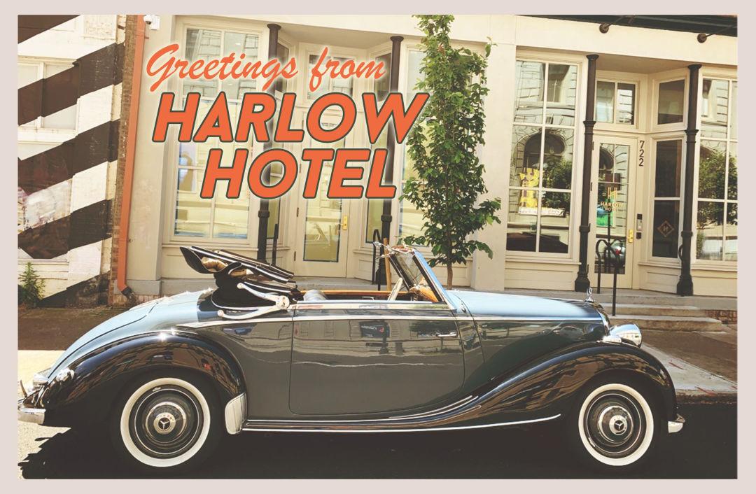Harlow Hotel in Portland, Oregon