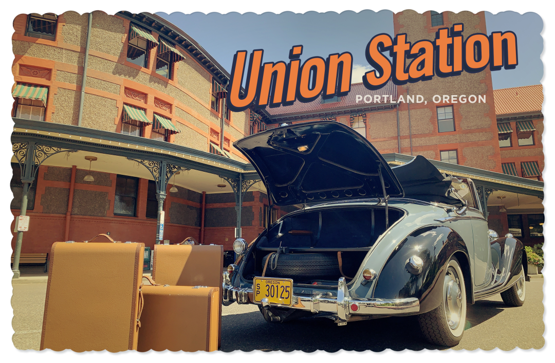 Union Station in Portland