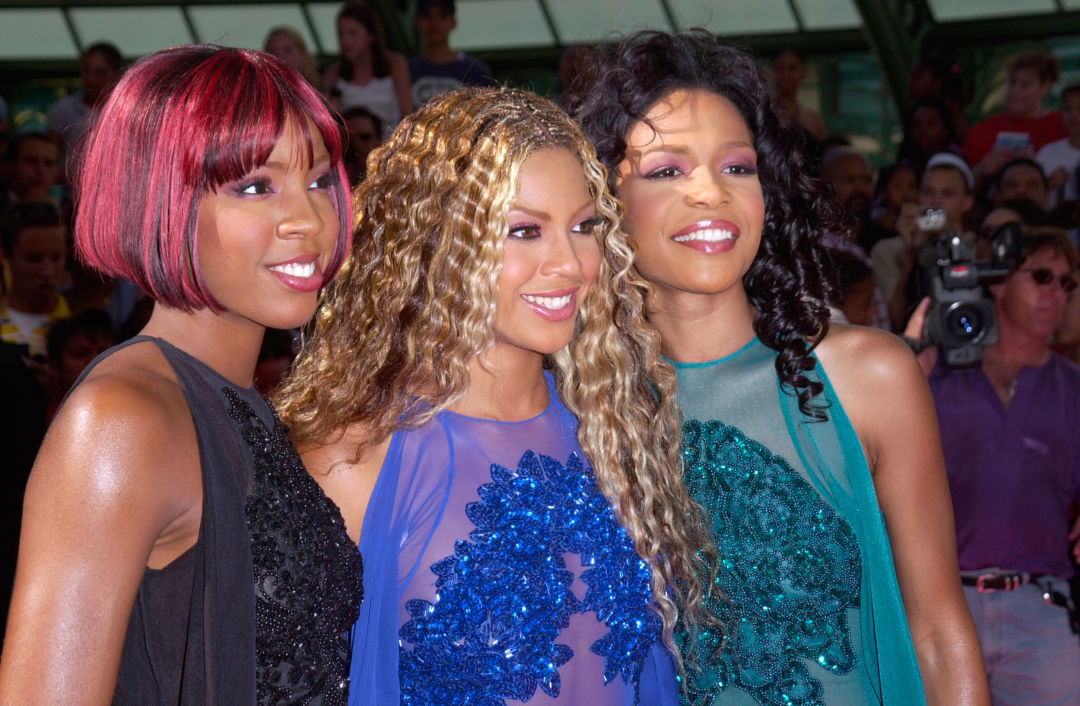 Mathew Knowles Is Here to Remind You That Destiny's Child Did Not Break Up. They Retired.