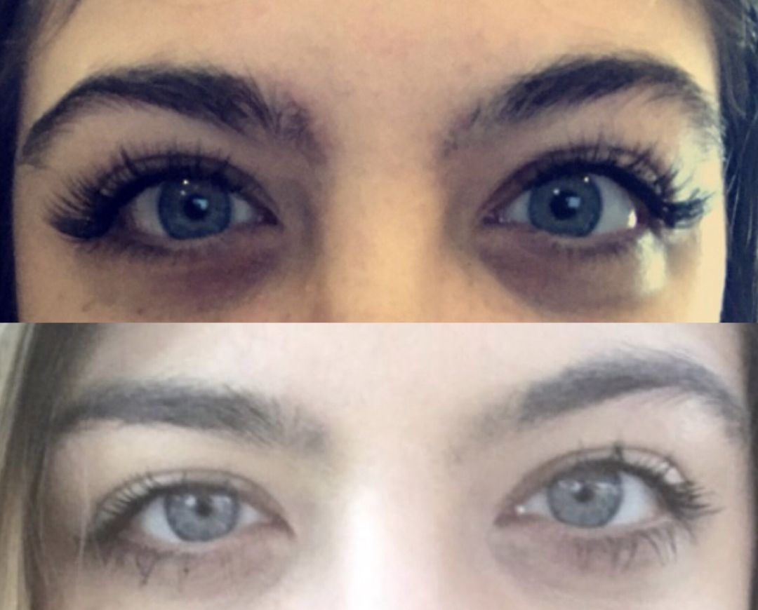 I Tried It Eyelash Extensions Houstonia Magazine
