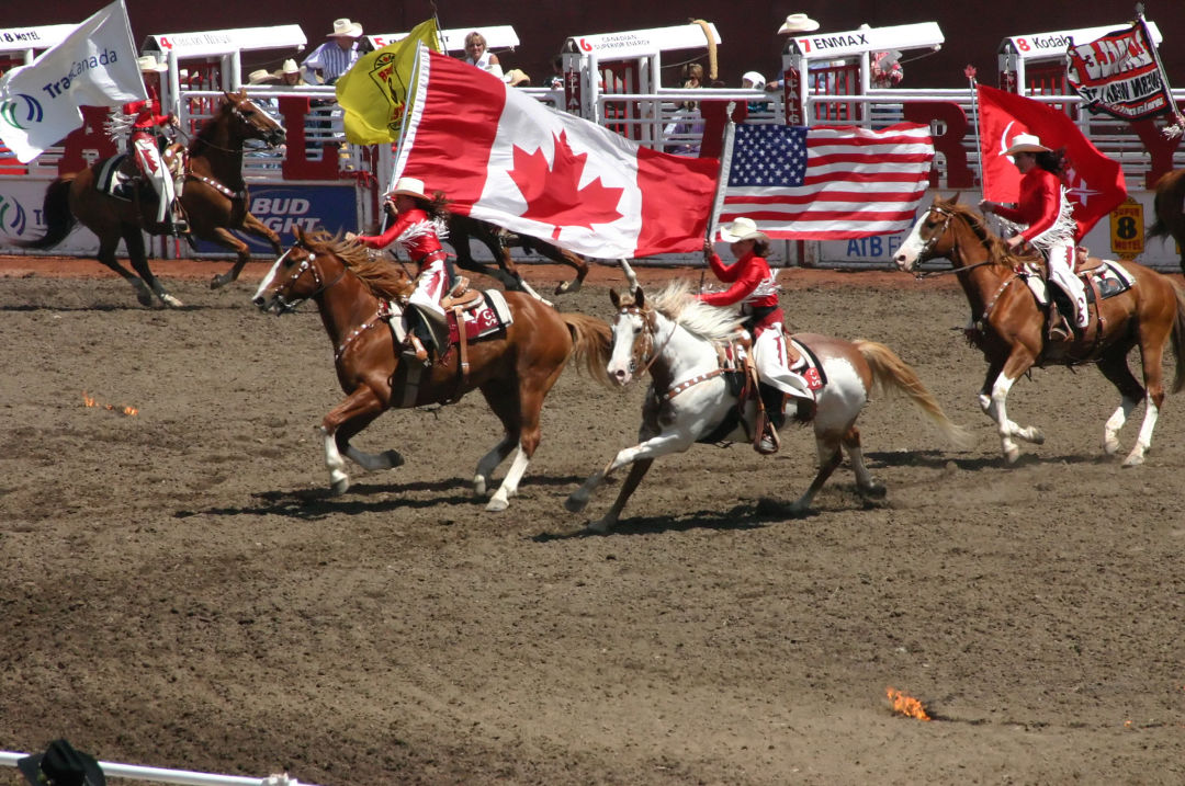 Alberta S Calgary Stampede Is A Must For Rodeo Lovers