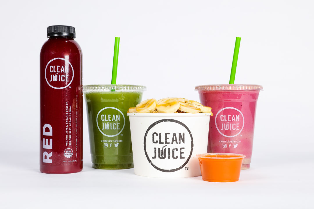 Clean juice xheza8