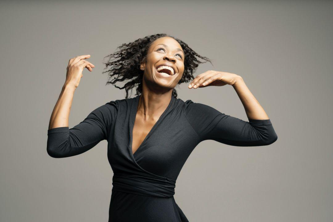 Vocalist Jeanine De Bique
