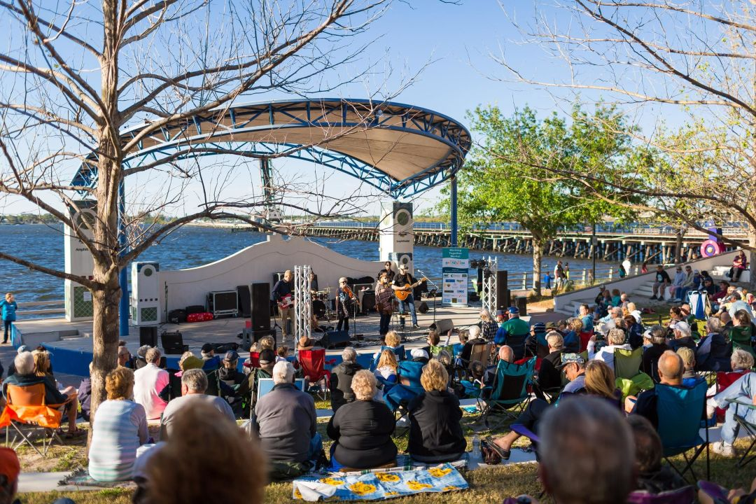 Music in the park brdenton riverwalk fsnxle