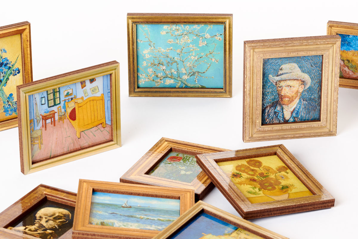 Love the van Gogh Exhibit? You Can Shop It, Too. | Houstonia