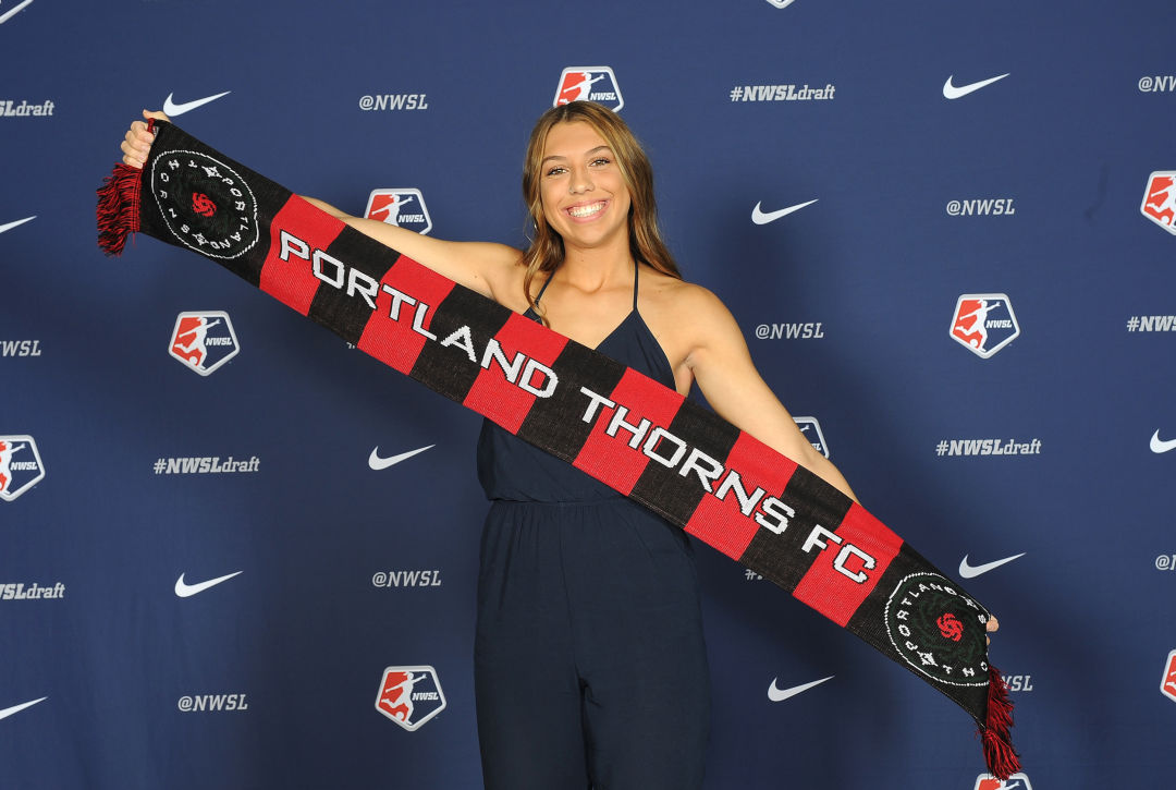 Portland Thorns Make Top Two Picks in NWSL College Draft