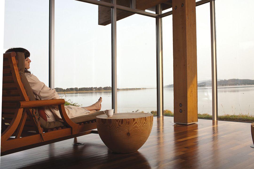 Eight oregon spa destinations for enlightened pampering for Portland baths