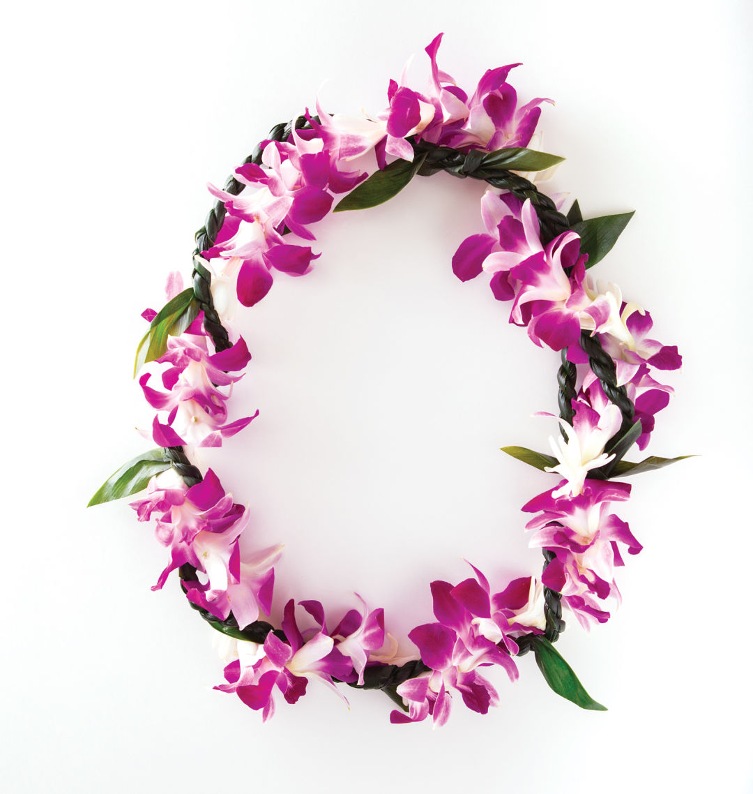 Where to buy hawaiian made leis right here in seattle seattle met seattle met lei nelle clark cyvra1 izmirmasajfo