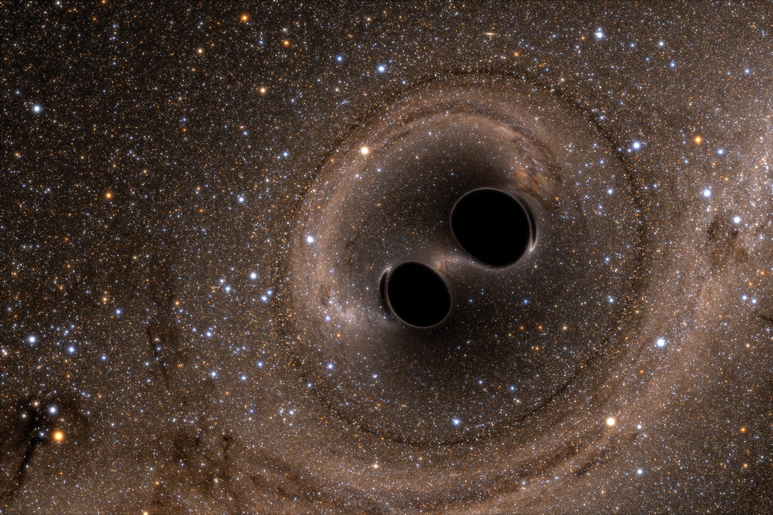 Ligo20160211d credit the sxs  simulating extreme spacetimes  project pnrthj