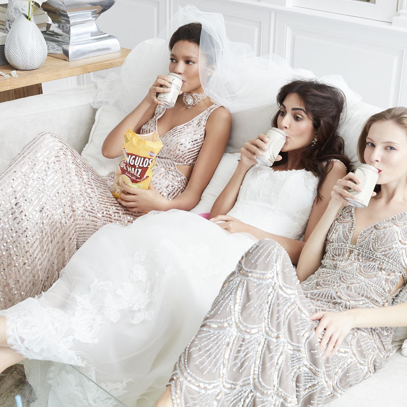 Alessandra Rinaudo's 2018 Bridal Collection: Bringing the Girl Squad