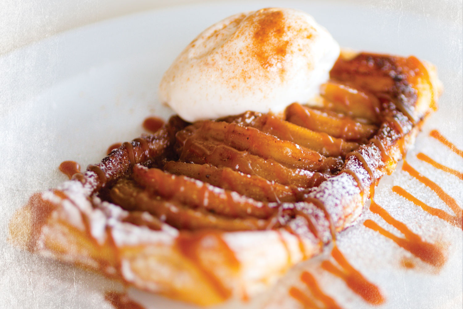 Recipe: Brasserie 19's Showstopping Spiced Apple Galettes