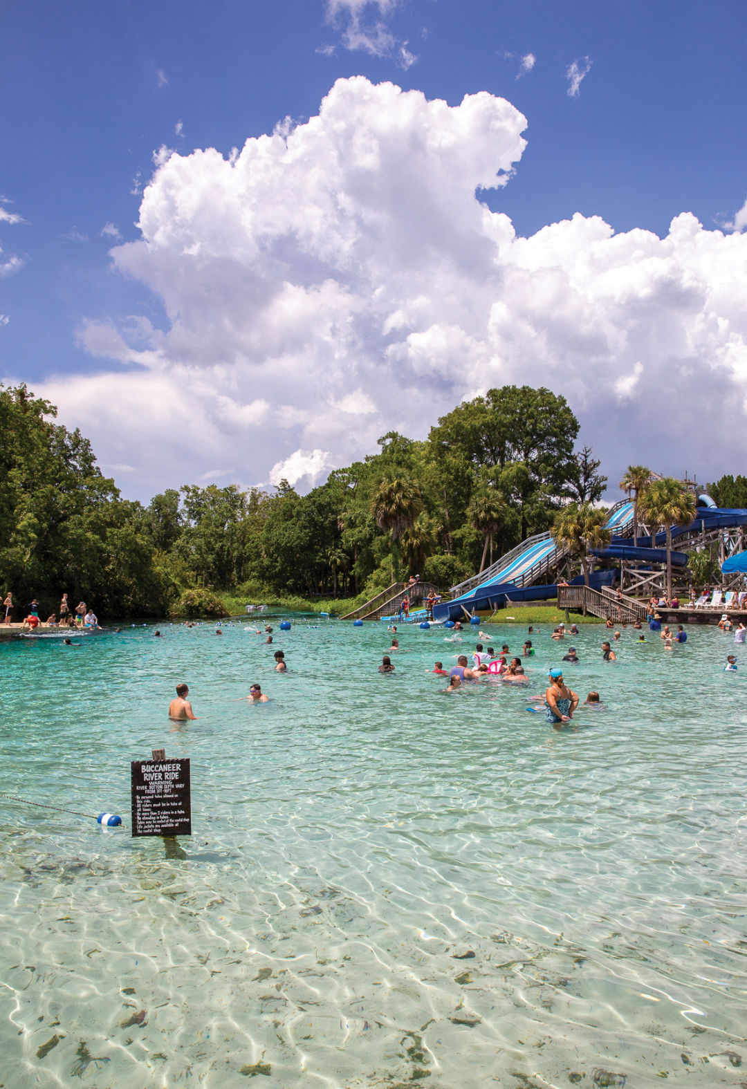 Weeki Wachee Springs Offers Family Friendly Floats   Sarasota Magazine
