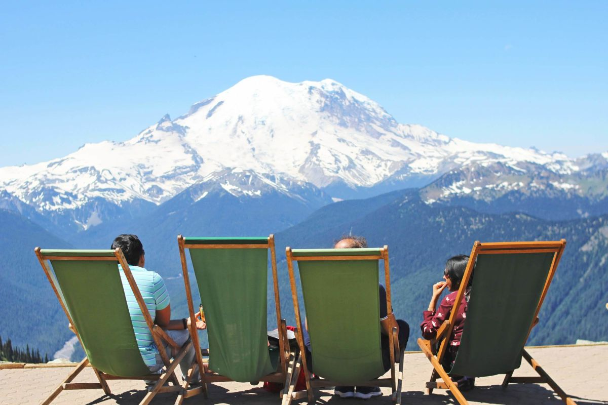 How to Experience Mt. Rainier in One Day   Seattle Met