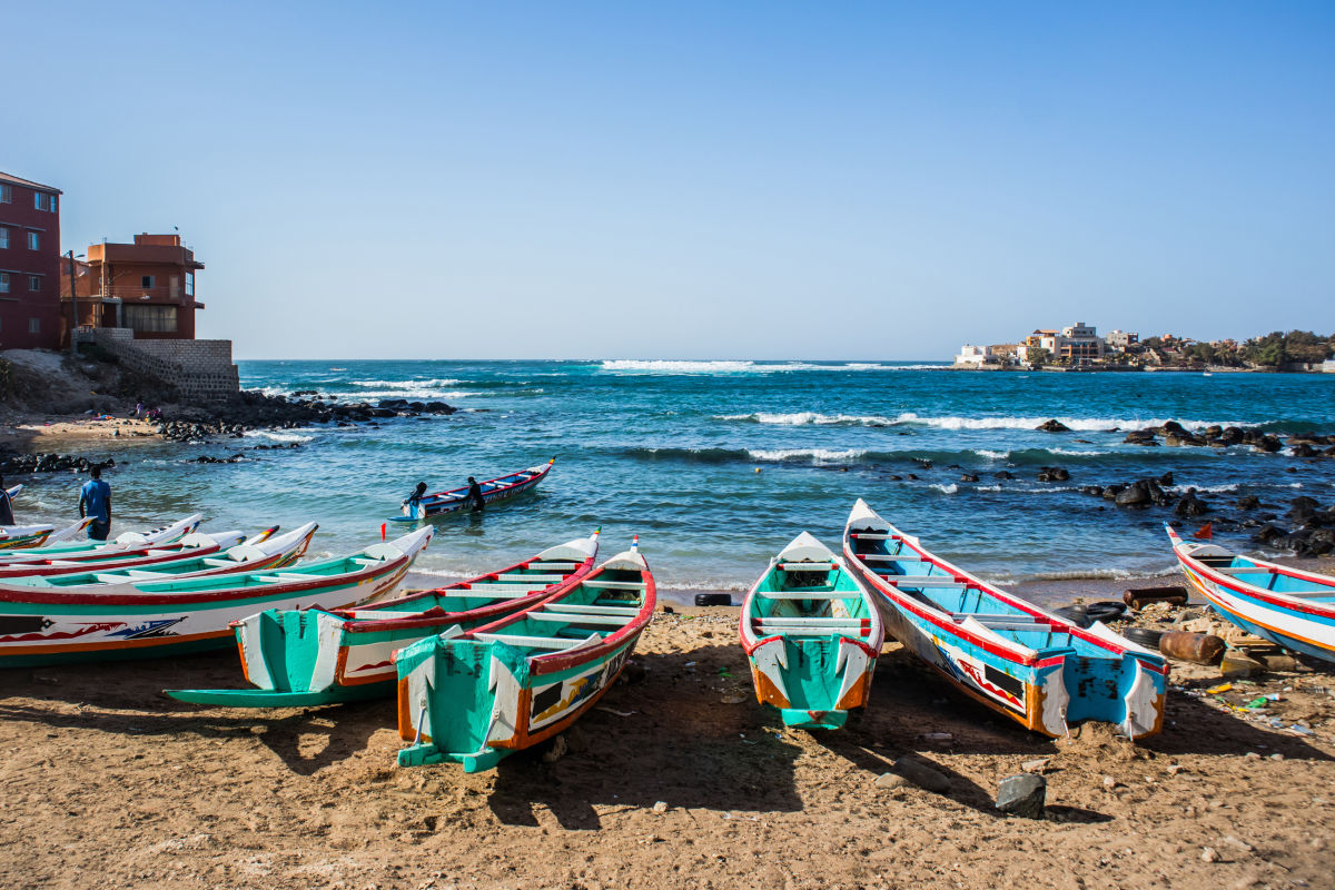 On the Water in Senegal