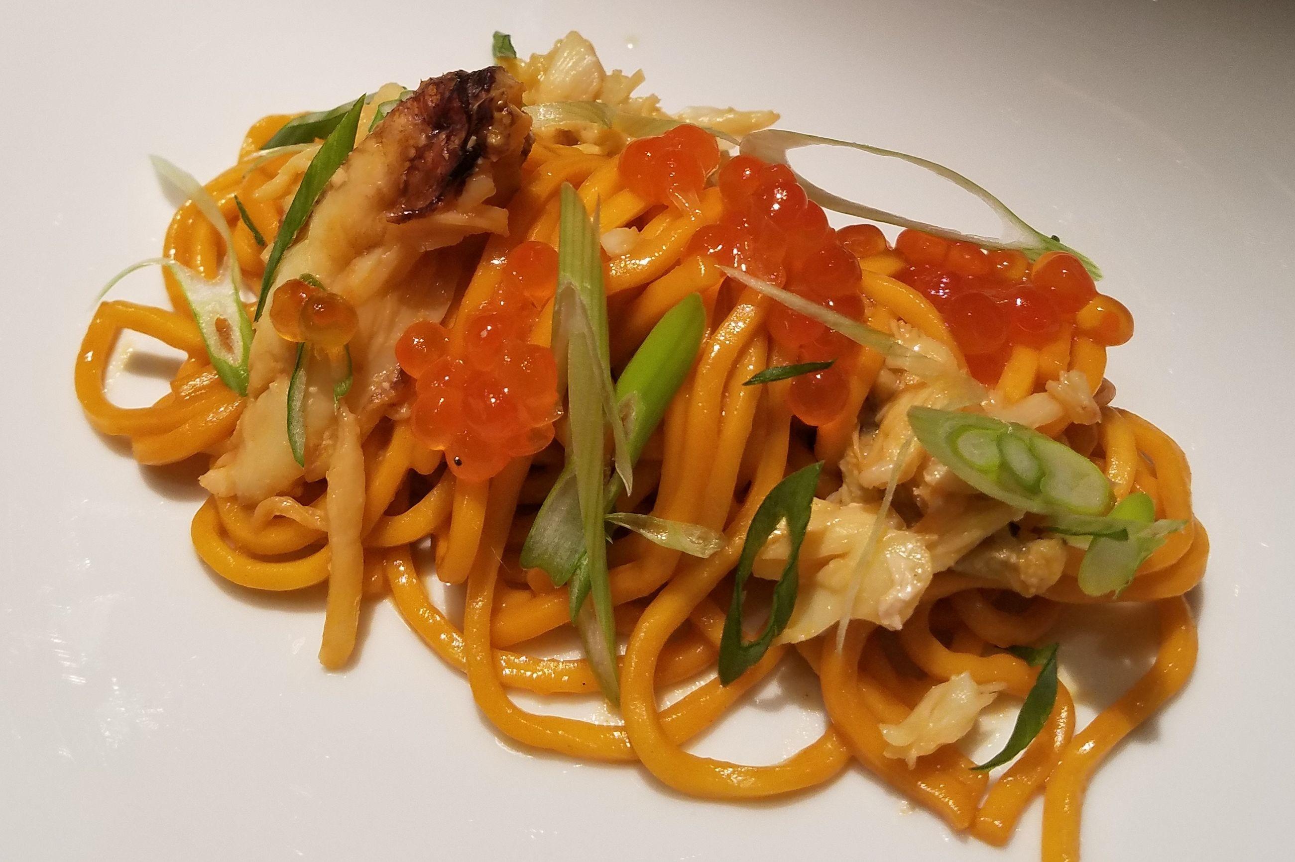 Magna crab noodles kyhamt