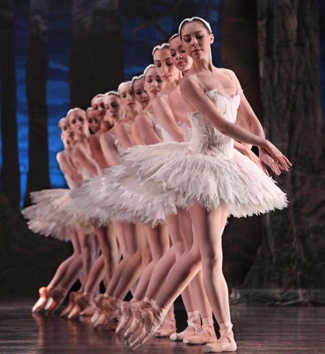 Houston ballet   swan lake  katharine precourt and artists of houston ballet  kyak9t