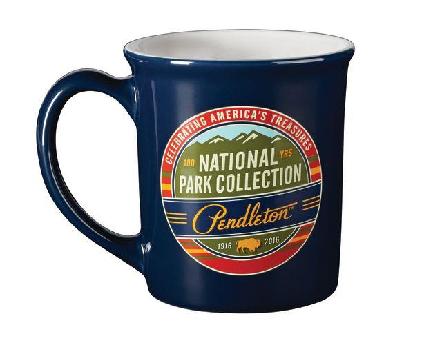 National park centennial mug aigcuw
