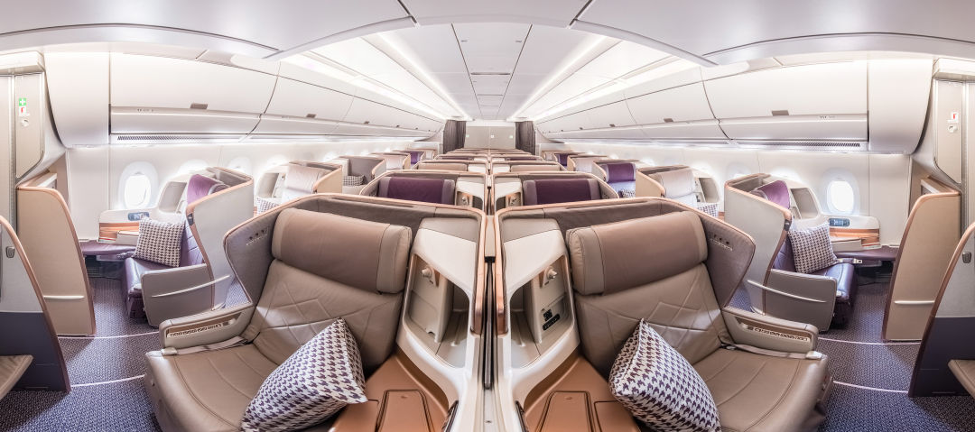 Sia a350 panorama day businessclass hhuxbs