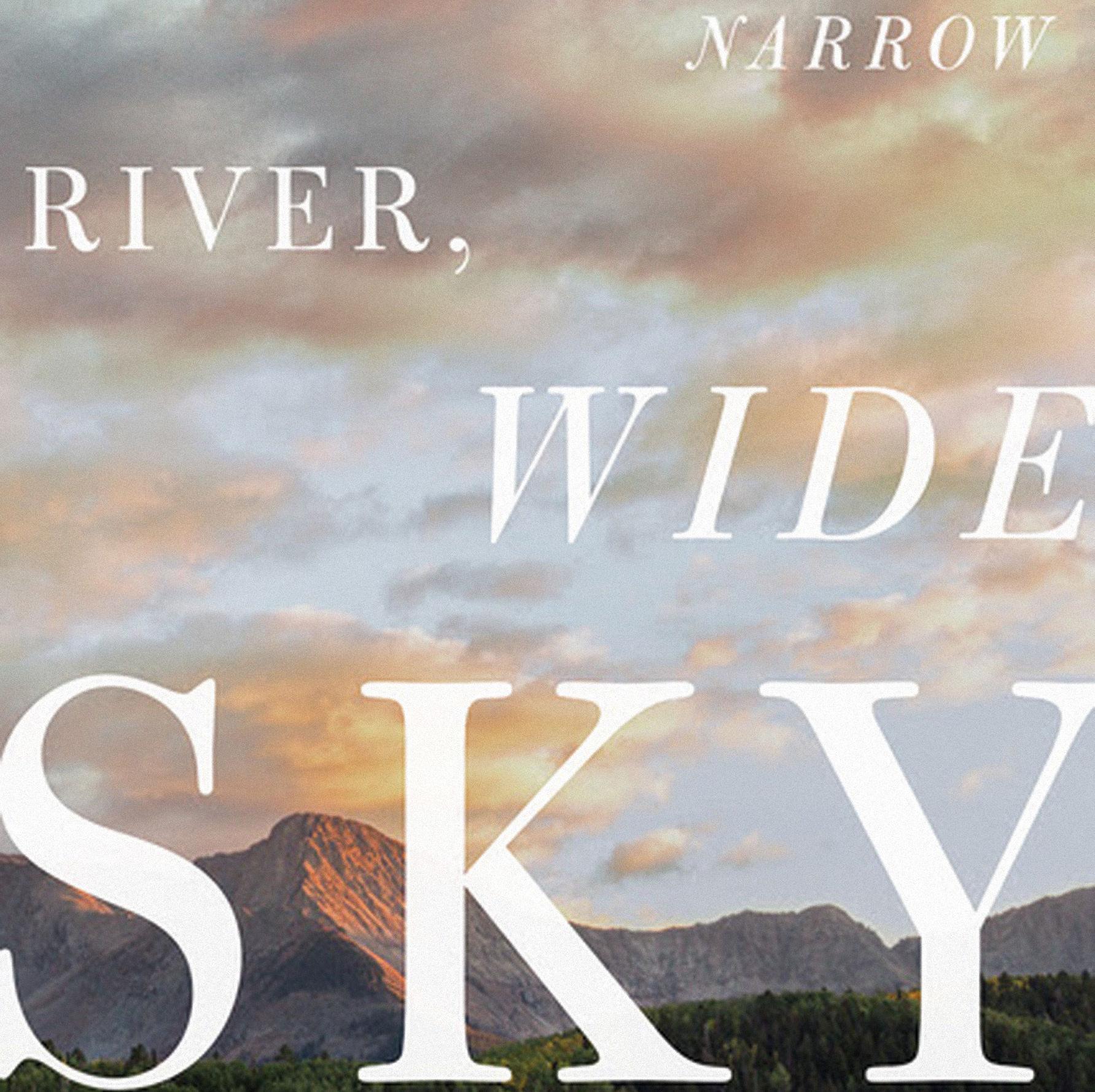 Pomo 0517 jenny forrester narrow river wide sky qjqtpj