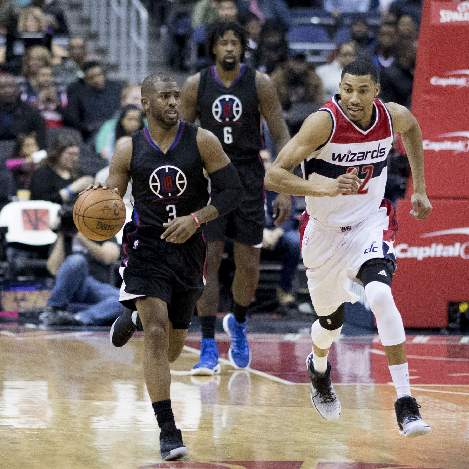 La clippers chris paul new houston rockets lckdkw