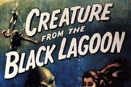 Creature from the black lagoon 270x425 w22bzv