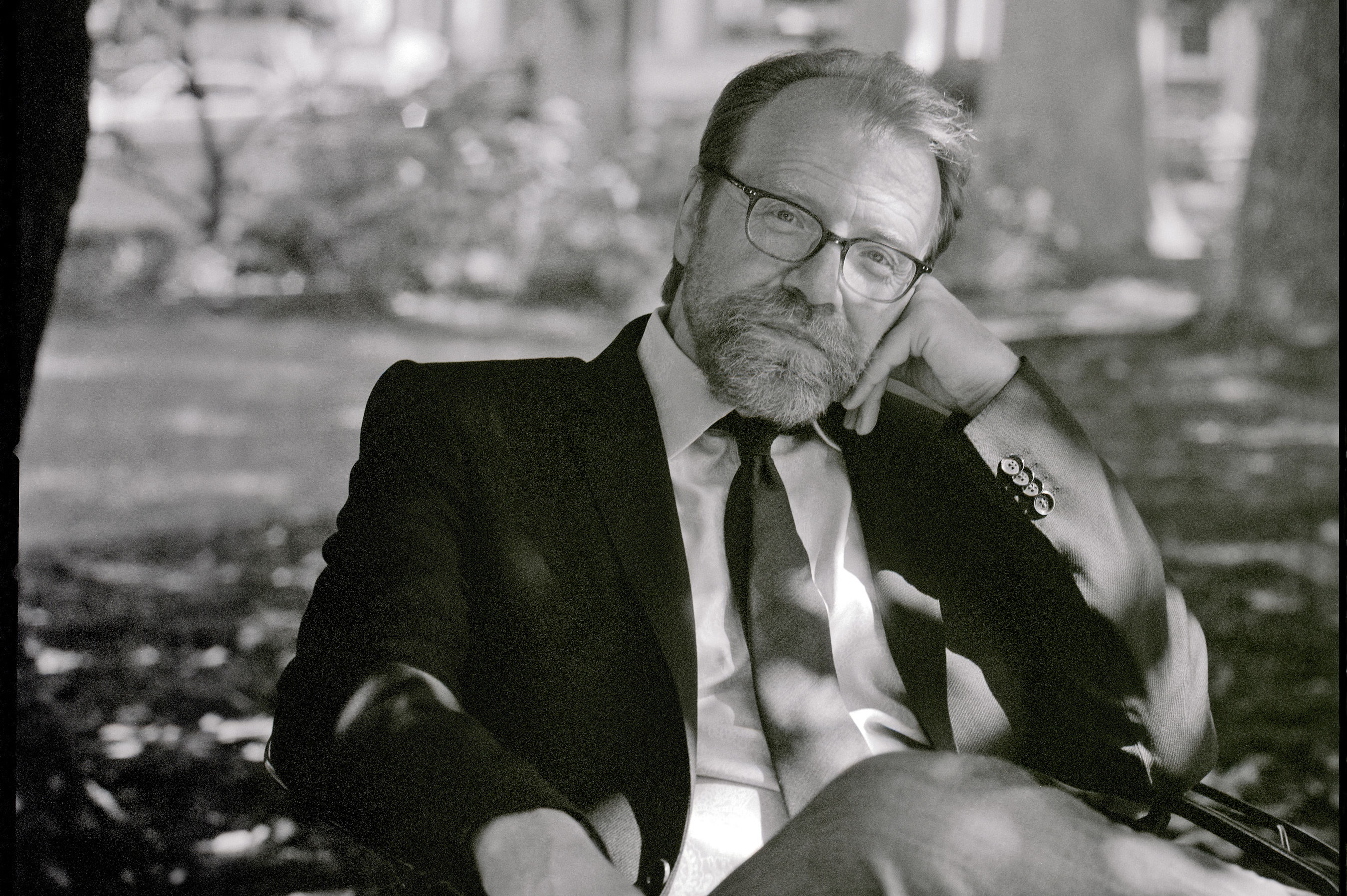Final author photo george saunders   david crosby kigks4