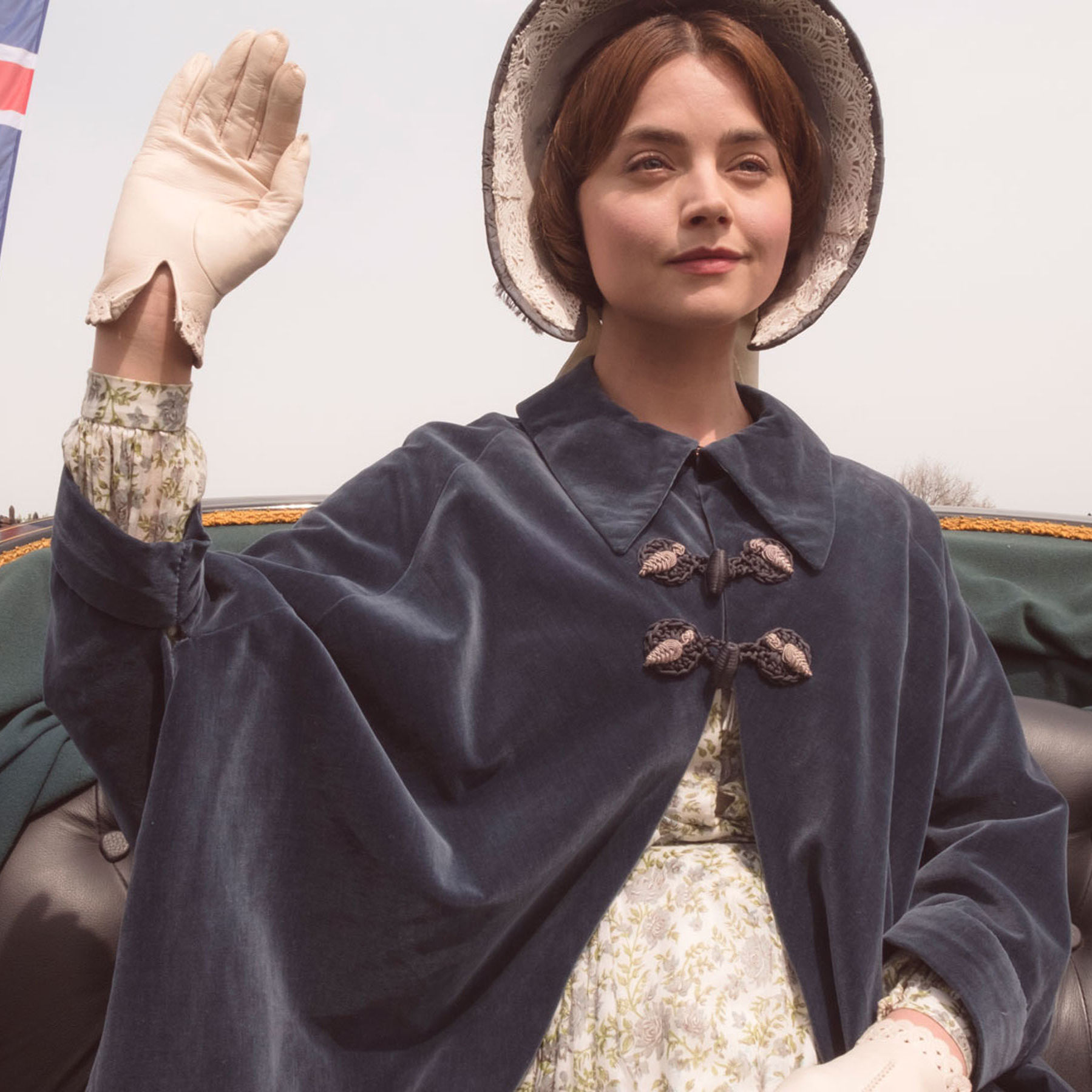 Jenna coleman as queen victoria  image courtesy of pbs   2 jvhfjc