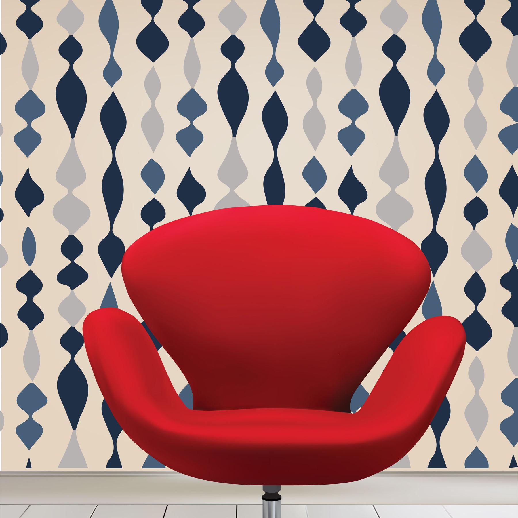 Midcentury modern chair lzqhwp