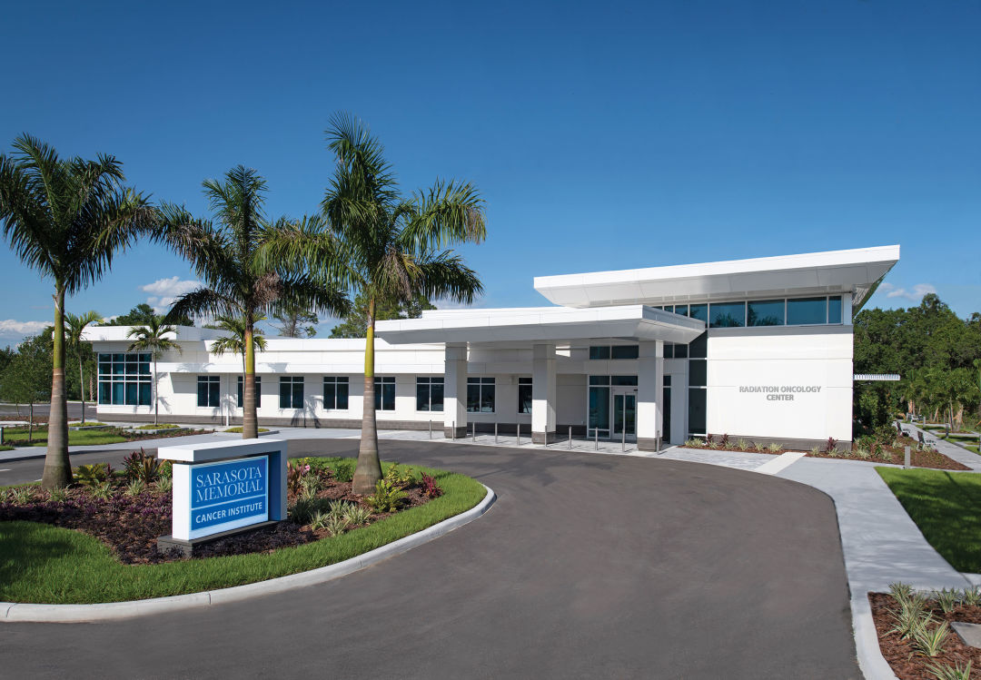 Sarasota Memorial Radiation Oncology Center is located at 5370 University Parkway.