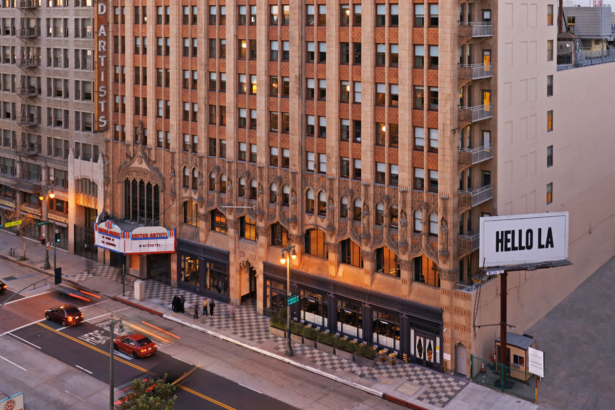 How ace changed the international hotel design game for Ace hotel chicago design