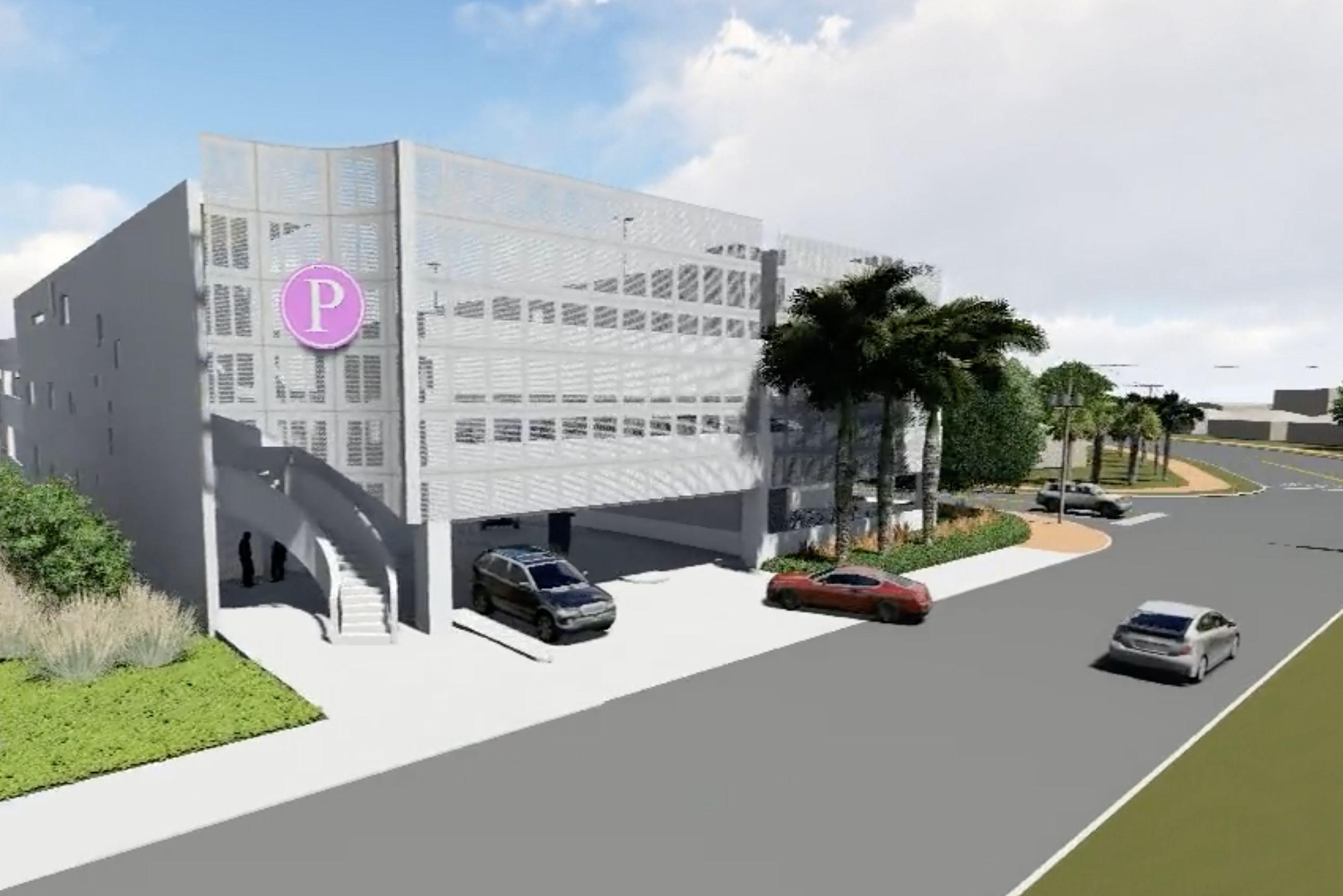 St. armands circle parking garage fhtw8k