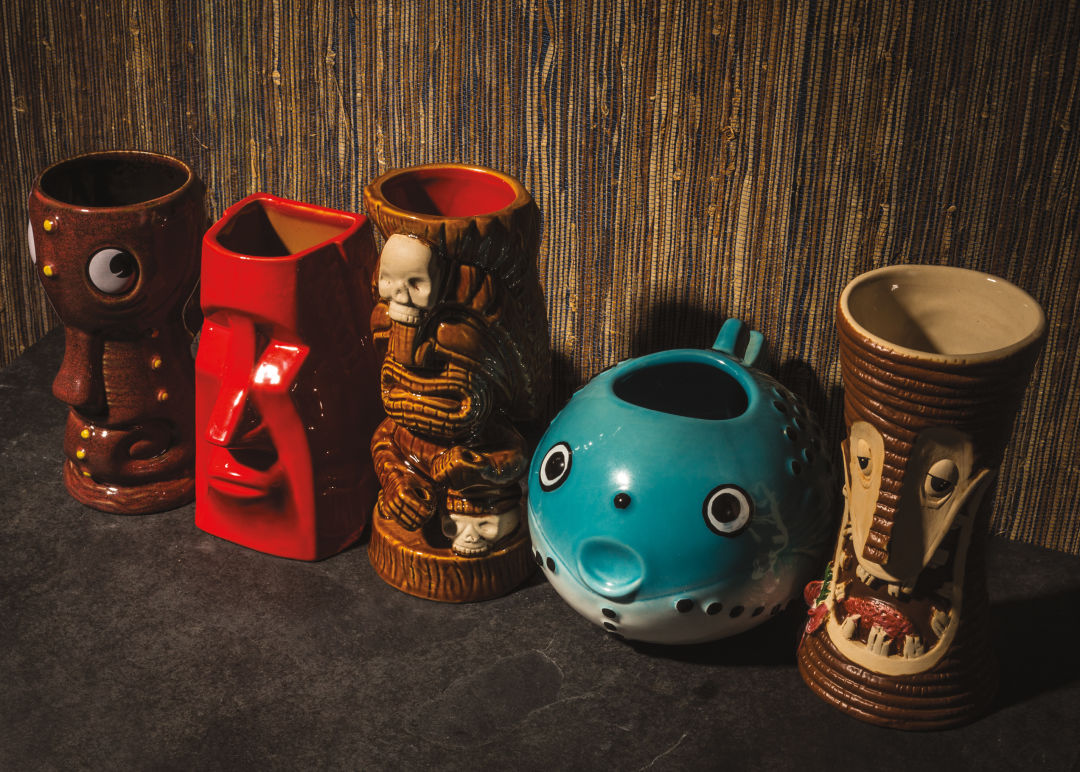 This Oregon Company Makes Amazing Tiki Mugs   Portland Monthly