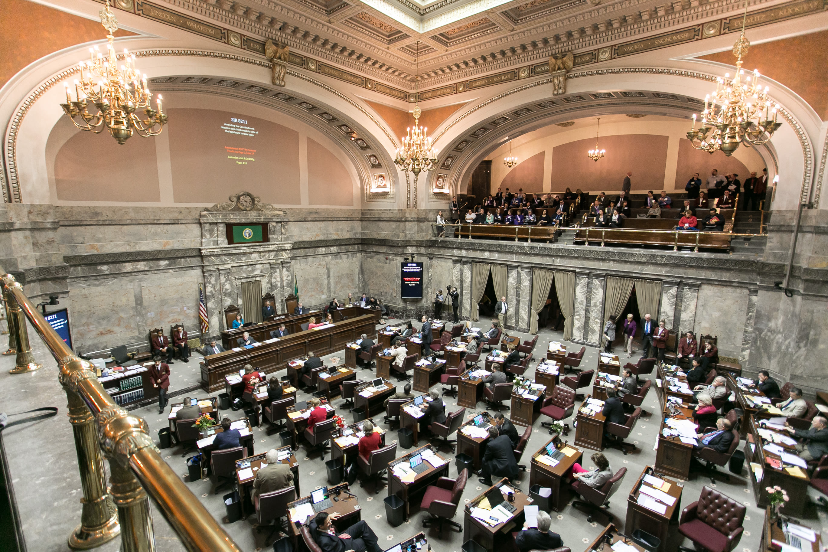 Washington state senate dbi4lv