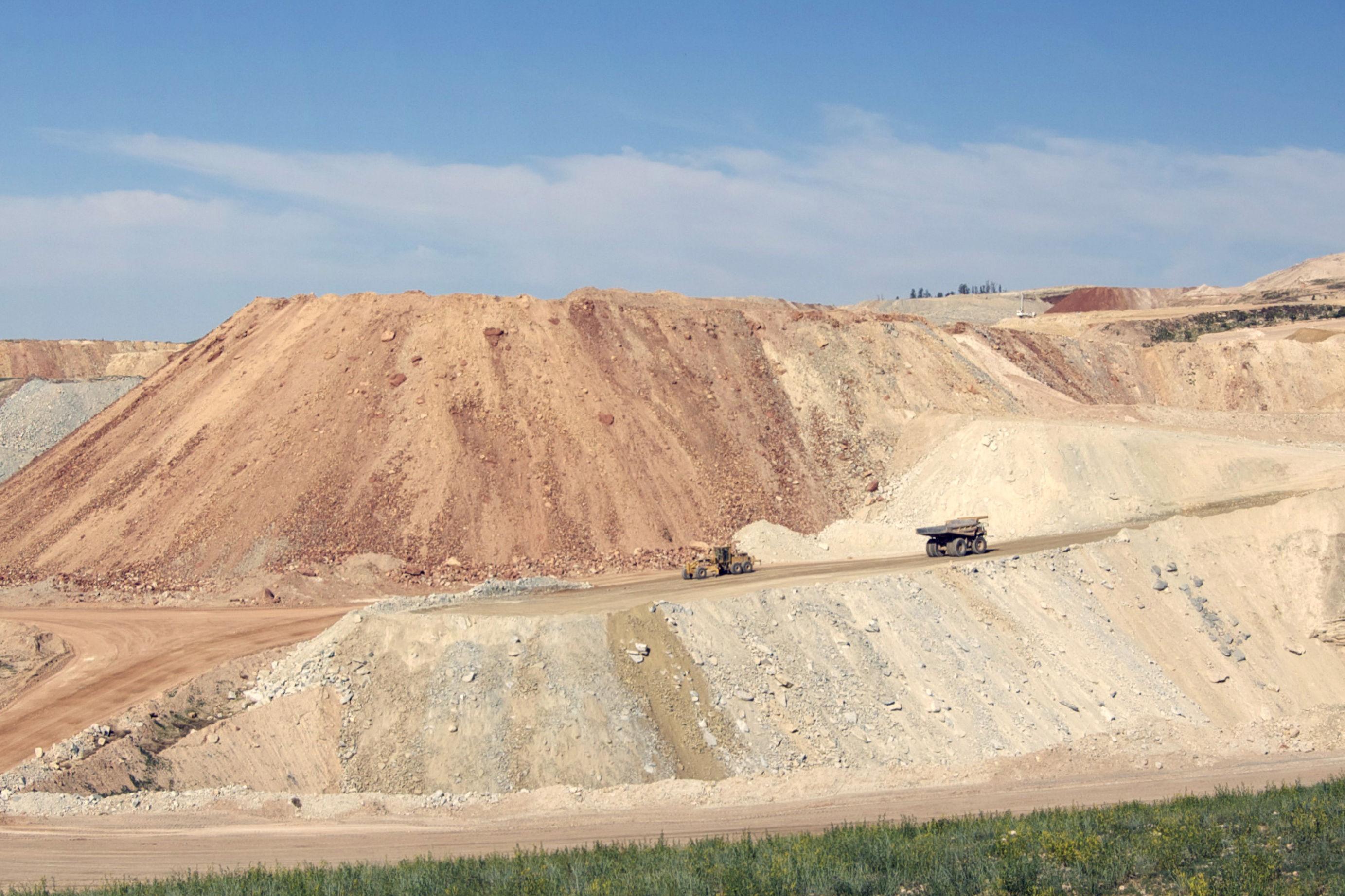 Phosphate mine ajckug