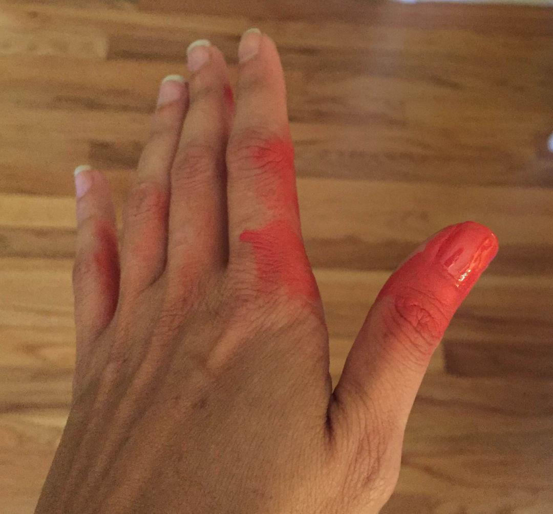 I Tried It: Spray-On Nail Polish | Houstonia