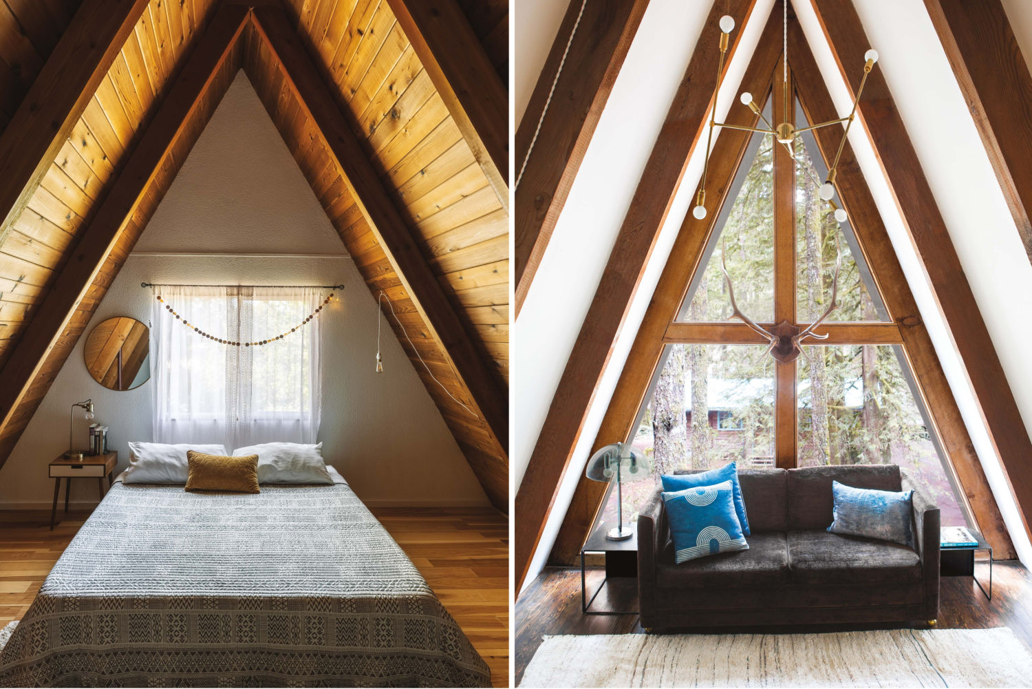 Step Inside These 3 Dreamy Oregon A-Frames   Portland Monthly