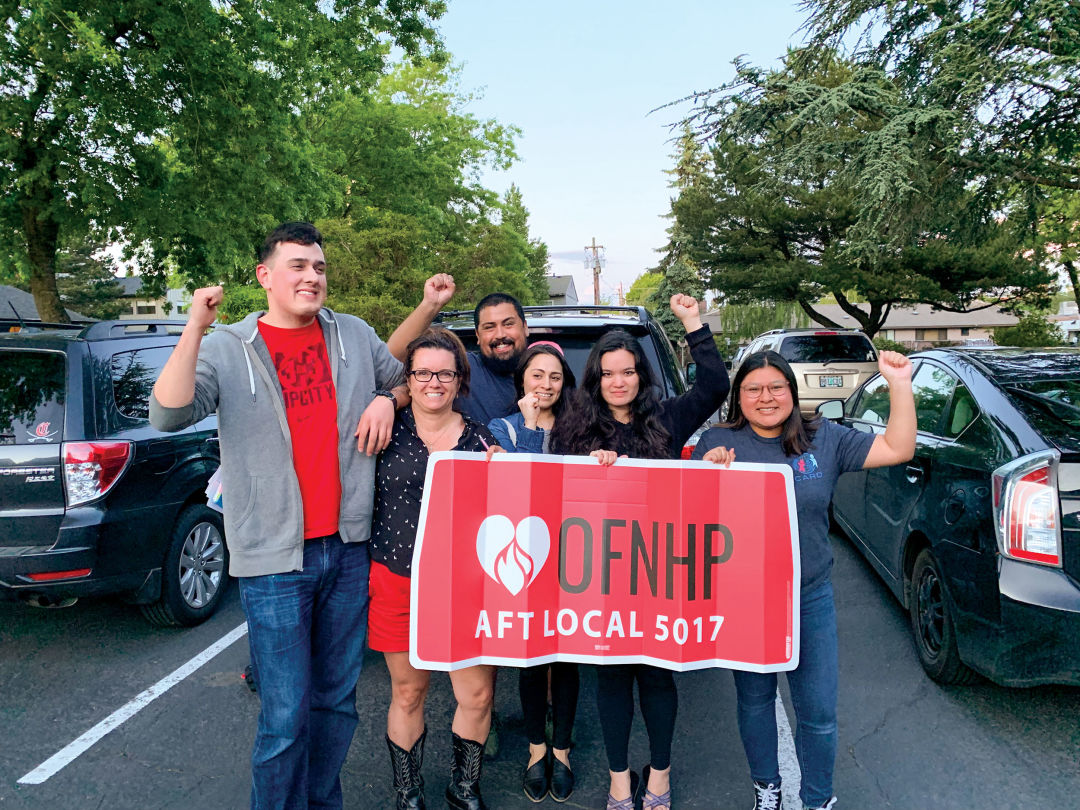 What's Behind the Youth-Driven Union Boom in the Pacific Northwest?
