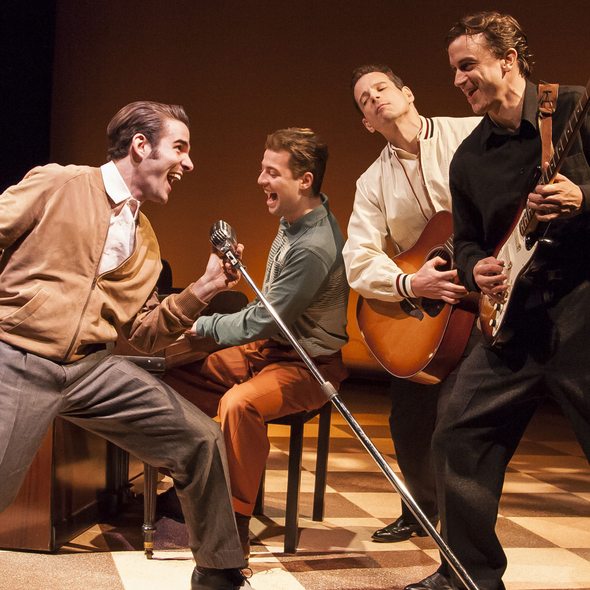 Million dollar quartet lqn8an