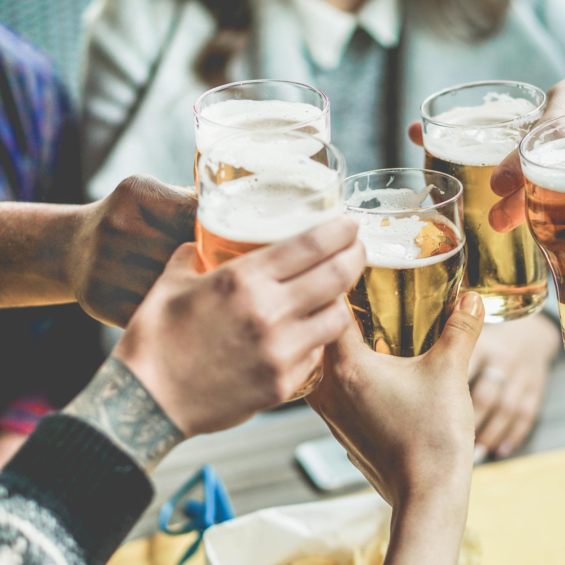 Beer friends kteahh