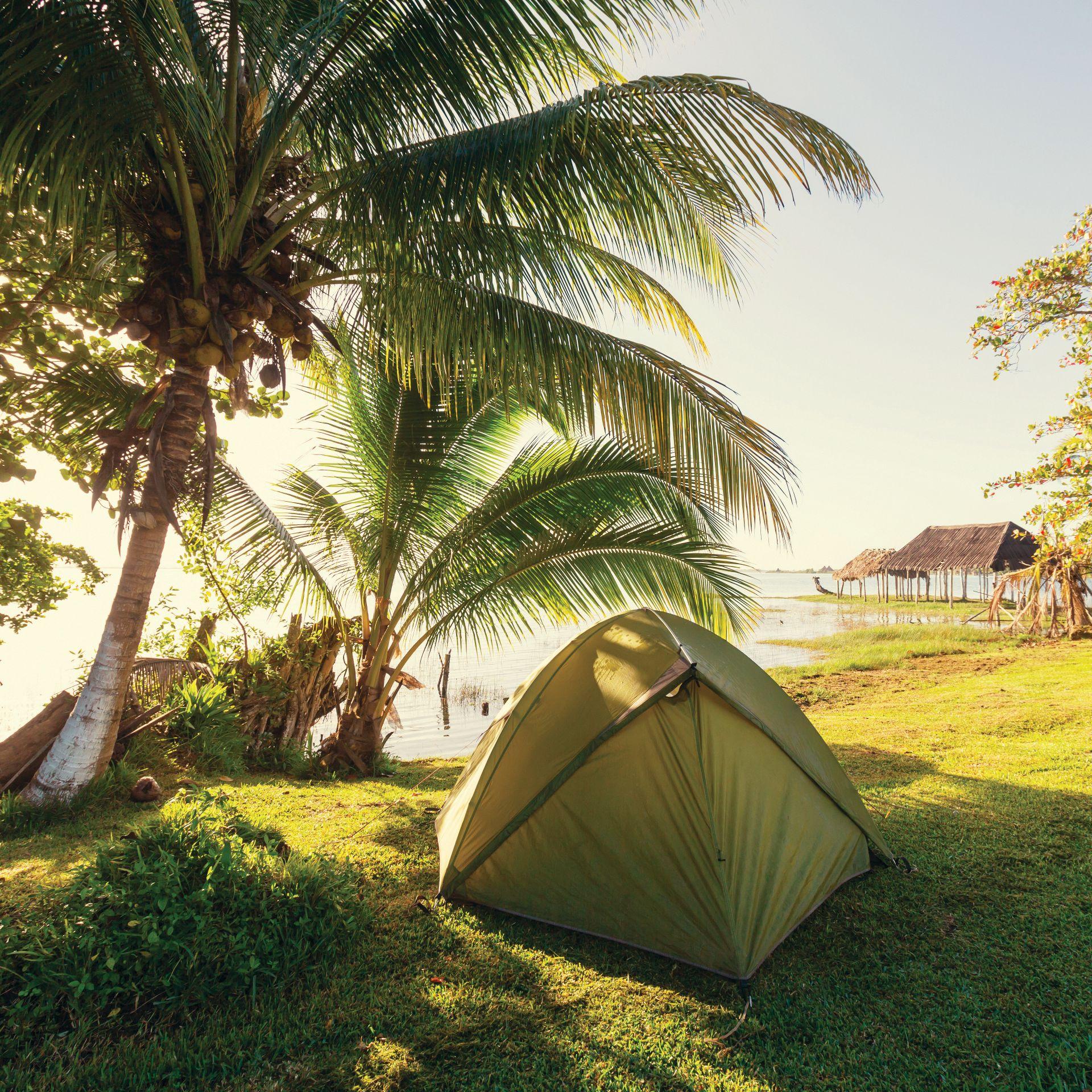 Camping oszyts