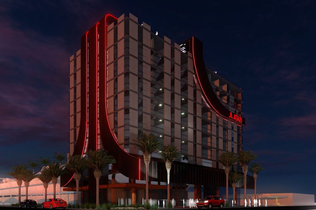 Atari Is Bringing a Gaming-Themed Hotel to Seattle