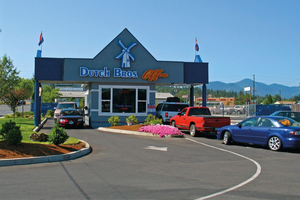 How Dutch Bros. Coffee Conquered Oregon's Soul   Portland Monthly on
