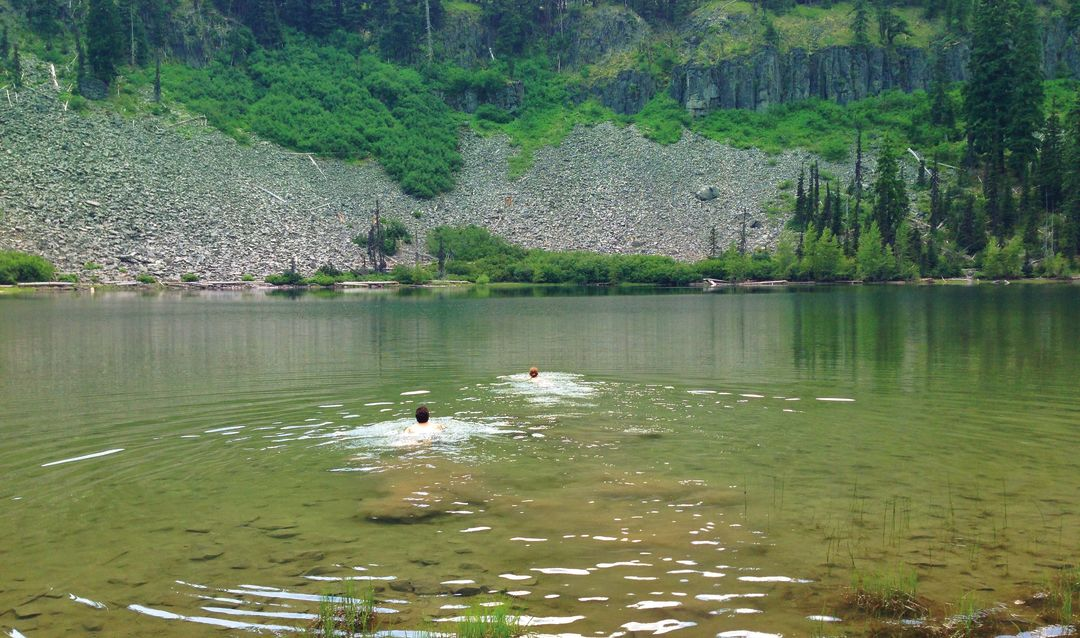 Pomo 0816 swimming holes boulder lake in78e8