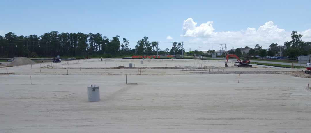 Punta gorda airport construction mucgly