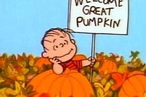 Its the great pumpkin charlie brown ohnjdc