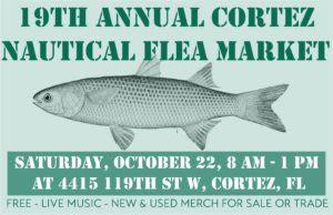 Nautical flea market logo r2bwod