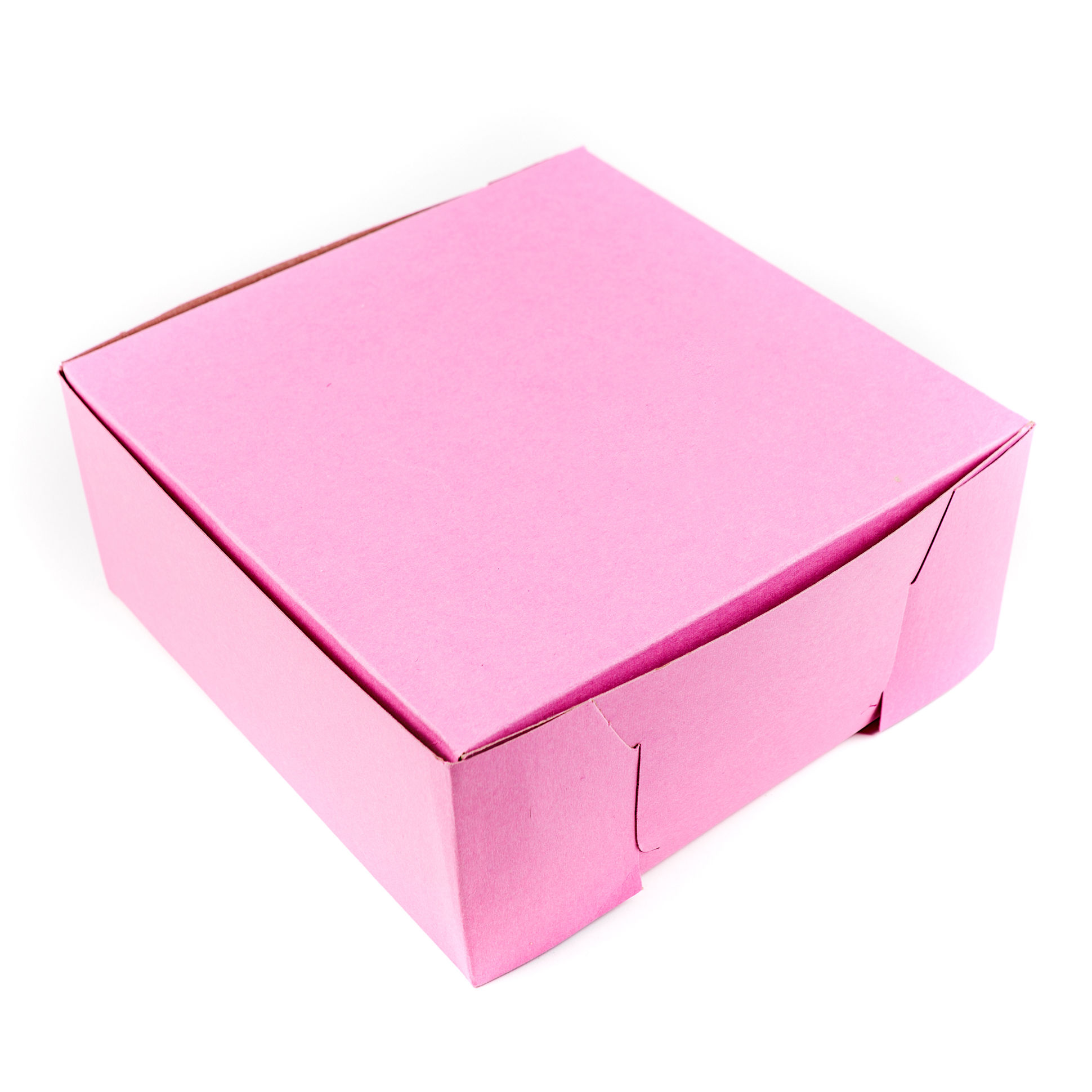 Pink donut box rycecn