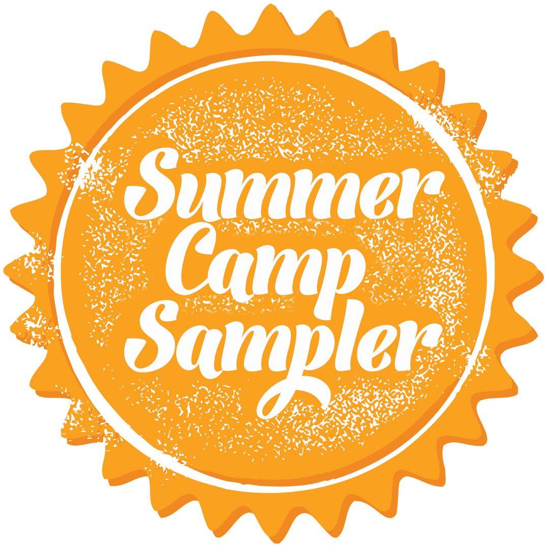 Summer camp sampler y6ygnj