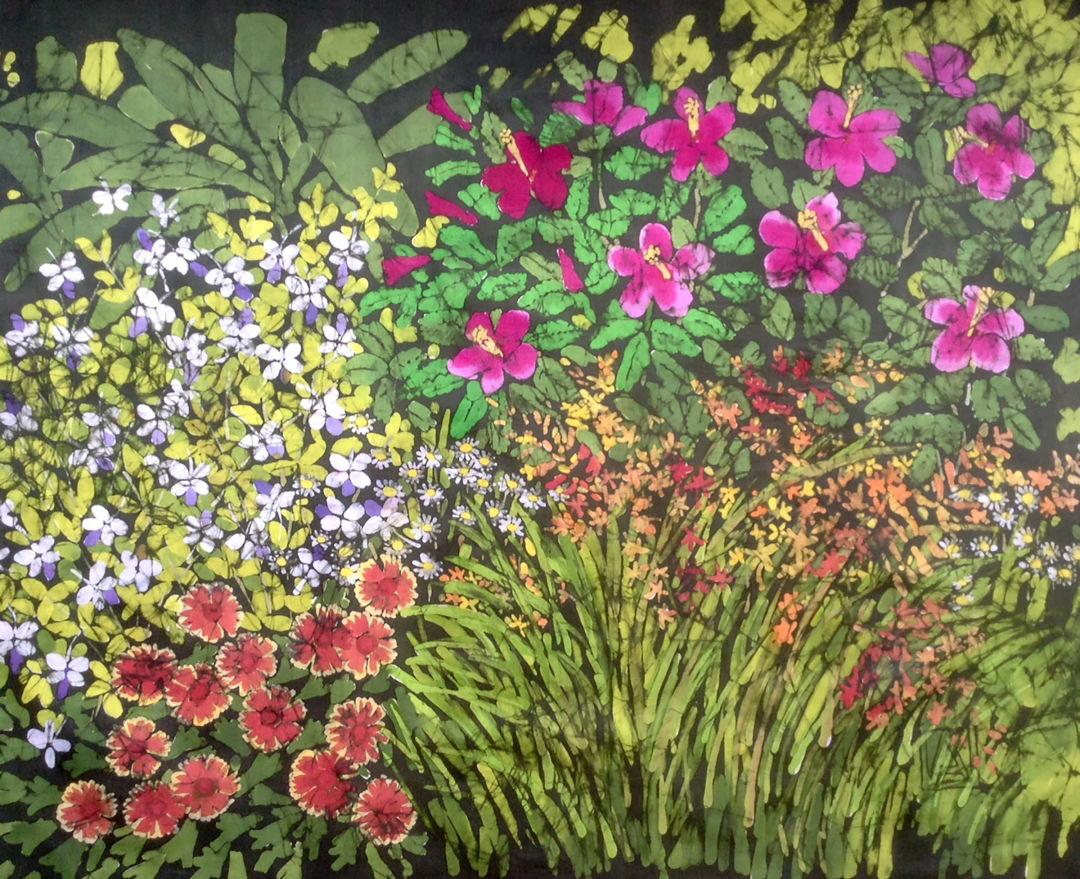 Selby gardens batiks botanicos xct7v1
